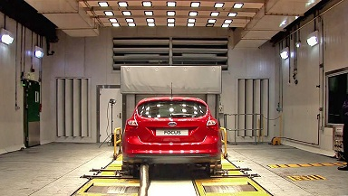 Vehicle-Test-Chamber