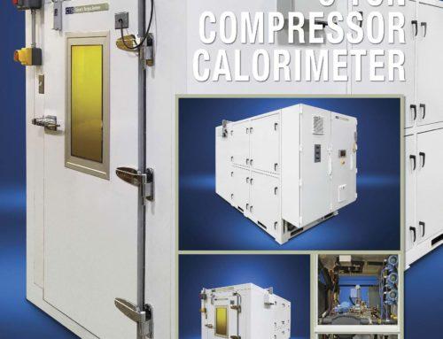 6 Ton Compressor Calorimeter